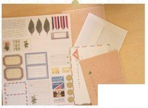 Post Deco Sticker Set - 4 sheets