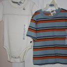 NWT 2T boys Old Navy bodysuit and t-shirt