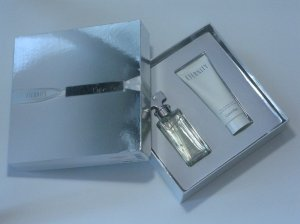 Calvin Klein Eternity Women set 1.7oz eau de parfum + 3.4oz Body Lotion
