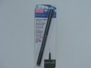 Maybelline EyeLiner Unstopable TM - Desert Jade