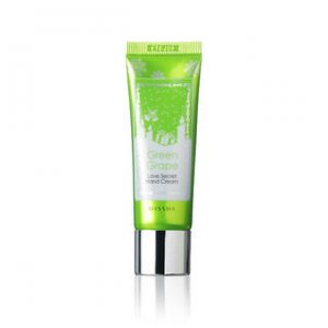 Missha Love Secret Hand Cream ( Green Grape ) 27 ml