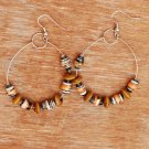 Paper Beads Earrings 100% Recyclable