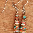 Paper Bead Earrings 100% Recyclable