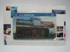New Phone Card-Automobile