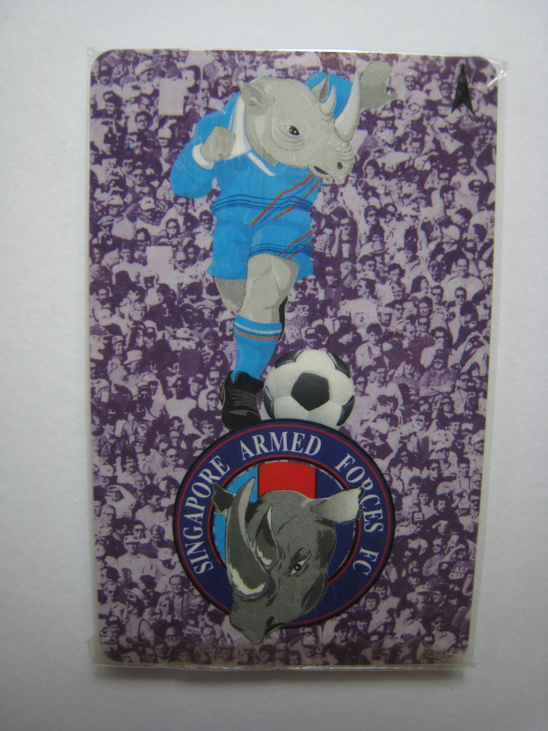 New Phone Card-Soccer