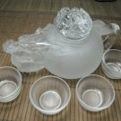 Crystal Teapot