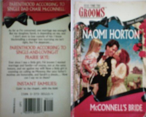 McConnell's Bride - Naomi Horton