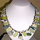 023N-Stylish Necklace.