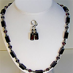 015ST-Exquisite onyx set.