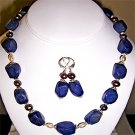014ST-Fabulous Large Sodalite set.
