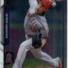2015 Bowman Chrome Jered Weaver #11 Angels NM+