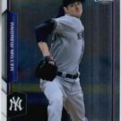 2015 Bowman Chrome Andrew Miller #65 Yankees NM+