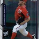 2015 Bowman Chrome Stephen Strasburg #38 Nationals NRMT+