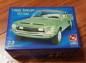 AMT 1968 Shelby GT-500 Model Kit