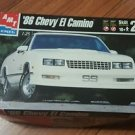 AMT 1:25 1986 Chevy El Camino Model Kit