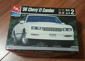 AMT 1:25 1986 Chevy El Camino Model Kit