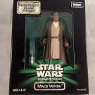 Star Wars Mace Windu POTF Episode 1 Sneak Preview New