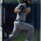 2015 Bowman Chrome Dustin Ackley #80 Mariners NM+