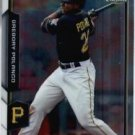 2015 Bowman Chrome Gregory Polanco #151 Pirates NRMT+