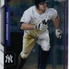 2015 Bowman Chrome Brett Gardner #157 Yankees NRMT+