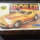 MPC 1:25 Spoiler Corvette Model Kit