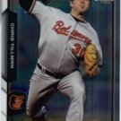 2015 Bowman Chrome Chris Tillman #122 Orioles NRMT+