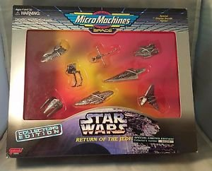 Star Wars Micro Machines LE Return of The Jedi Collectors Edition