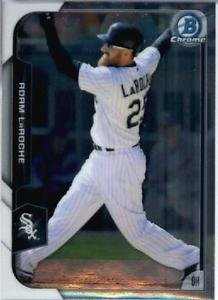 2015 Bowman Chrome Adam LaRoche #84 White Sox NRMT+