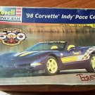 Revell 1/25 1998 Corvette Indy Pace Car Model Kit