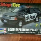Revell 1:25 Ford Expedition Police SSV Snap-Tite Model Kit Sealed