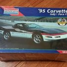 Monogram 1/24 1995 Corvette Indy Pace Car Model Kit Sealed