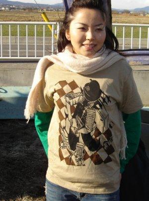 Toilet Samurai T-shirt