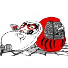 (Japanese) Daruma Out Of His Shell T-shirt