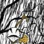 Japanese Rain Spirit (Teru Teru Bozu) T-shirt