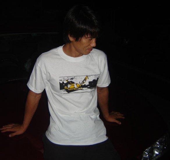 Paper Crane (Origami) T-shirt