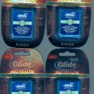(4) Oral-B Glide Pro-Health Clinical Protection Floss