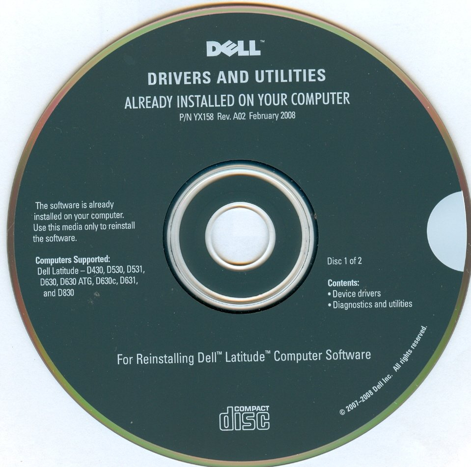 Dell latitude d830 video card driver presented clearly and