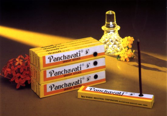 Panchavati Dhoop Sticks