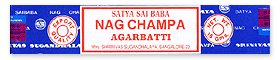 Authentic  Satya Sai Baba Nag Champa Incense