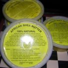 100% Pure Unrefined African Shea Butter (yellow)