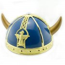 Viking Warrior Nordic Costume Fancy Dress Up Helmet Fur Hat #11434