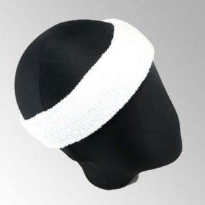 Sports Headband (WHITE) #50401
