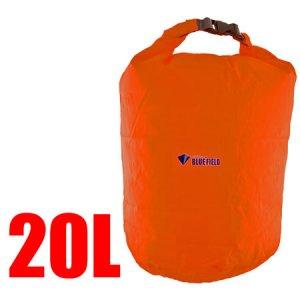 20L Bluefield Waterproof Outdoor Dry Bag (ORANGE RED) #51340