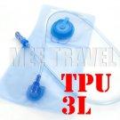 3L TPU Hydration Bladder Bag (BLUE) #50090