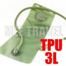 3L TPU Hydration Bladder Bag (GREEN) #50867