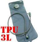 3L TPU Long Hydration Bladder Bag (GREEN) #50091