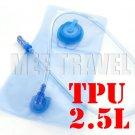 2.5L TPU Hydration Bladder Bag (BLUE) #50086