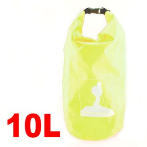 10L Waterproof Outdoor Dry Bag (GREEN) #50619