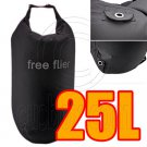 25L Taffela Waterproof Dry Bag (with 3 Eyelet) #51522