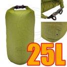 25L Taffela Waterproof Dry Bag (with 1 Eyelet) #51526